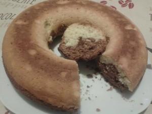 cake marbré citron et chocolat  dans CAKES/MINIS CAKES 560553_663975966954991_2100446772_n-300x225