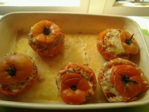tomates farcies au thon dans PLATS 581832_657820667570521_104469644_n-300x225