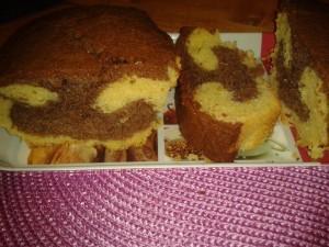 cake a l orange et au chocolat dans CAKES/MINIS CAKES 999143_656777707674817_144052995_n-300x225