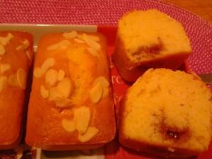minis cakes à la confiture de fraise dans CAKES/MINIS CAKES 1379582_676053319080589_655550603_n-300x225