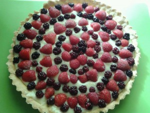 tarte aux fruits dans TARTES 1391775_683284468357474_1861345403_n-300x225